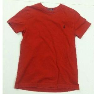 Polo Ralph Lauren Red T-Shirt Kids
